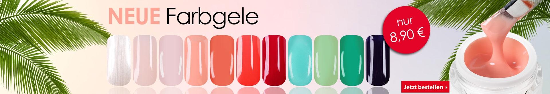 Naildesign Trendfarben 2018 Online Kaufen Emmi Nail