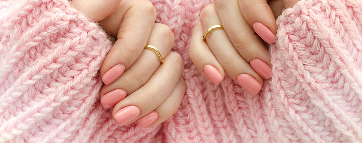 acryl gel rosa