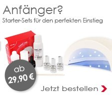 Nageldesign Starterset